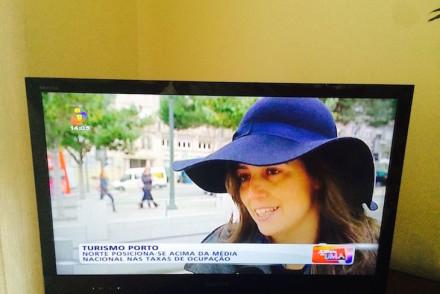 Susana Ribeiro na TVI