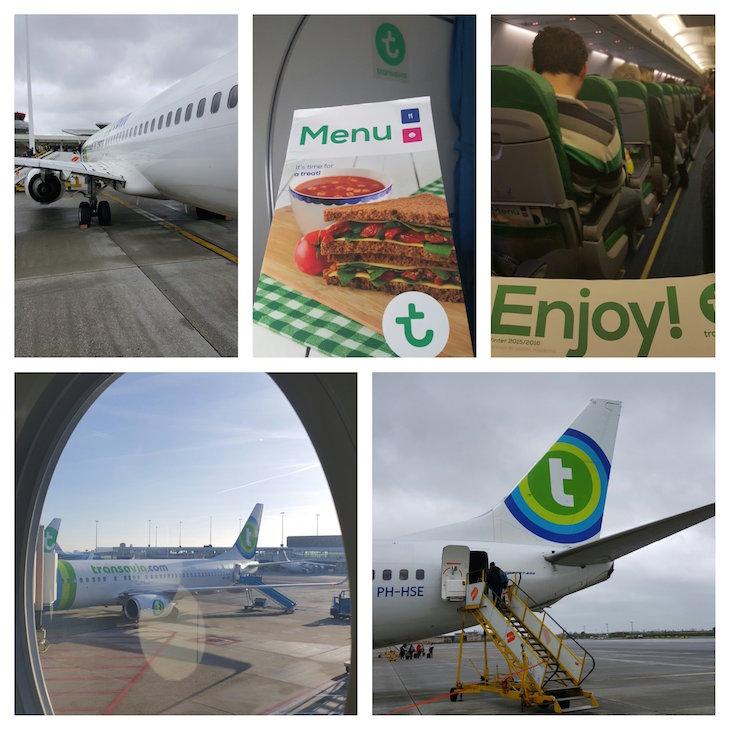 Fomos para Amesterdão (da cidade do Porto) com a Transavia© Viaje Comigo