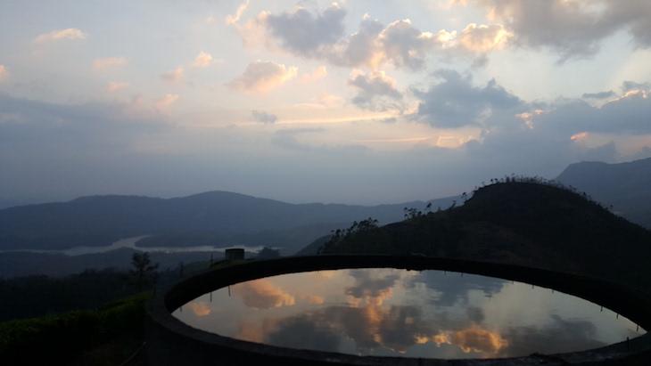 Suryanelli India  city images : Vista para o campismo em Suryanelli, Munnar, Kerala © Viaje Comigo