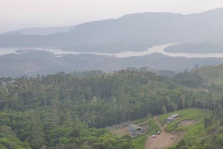 Acampamento da Kalypso Adventures, Suryanelli, Munnar, Kerala © Viaje Comigo