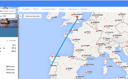 Google Flights DR
