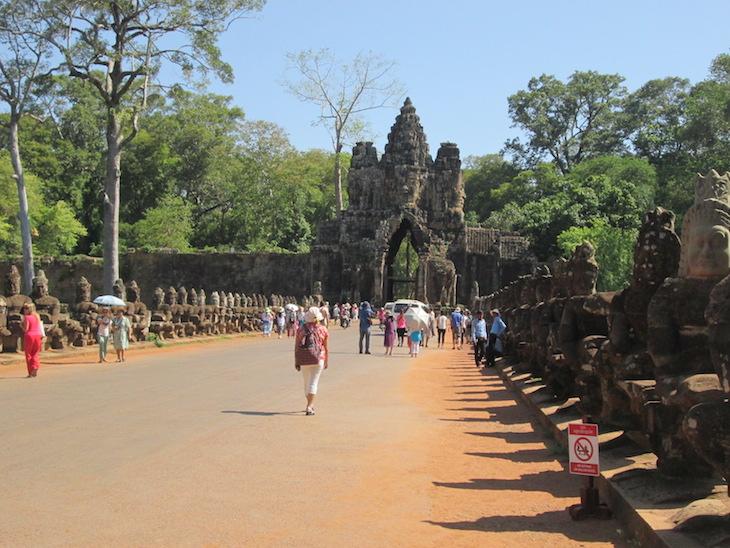 Angkor Wat, Cambodja - Foto Andreia Palmeirim