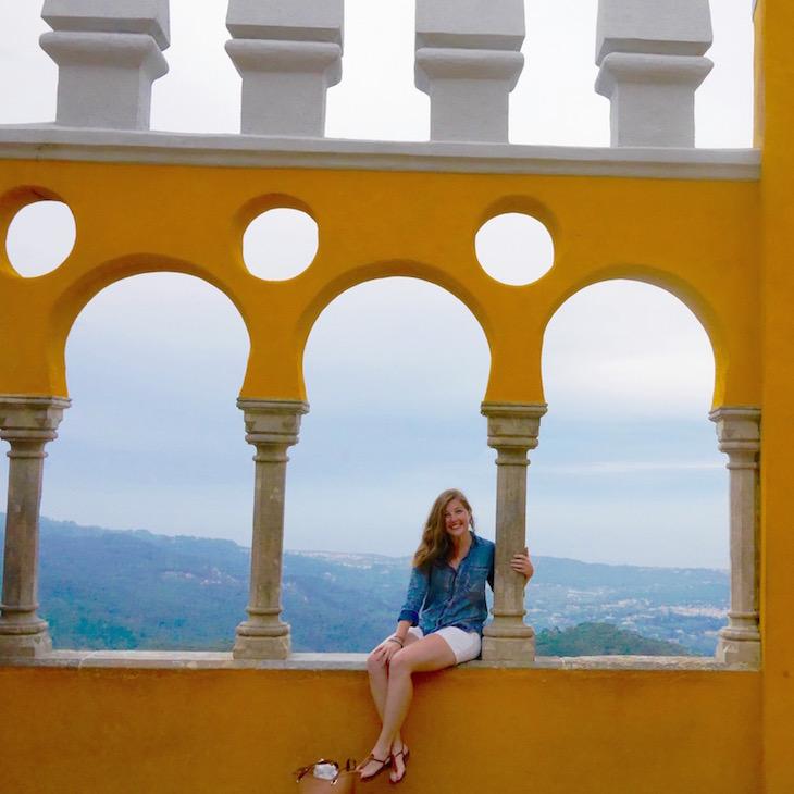 Brittany Kulick em Portugal DR