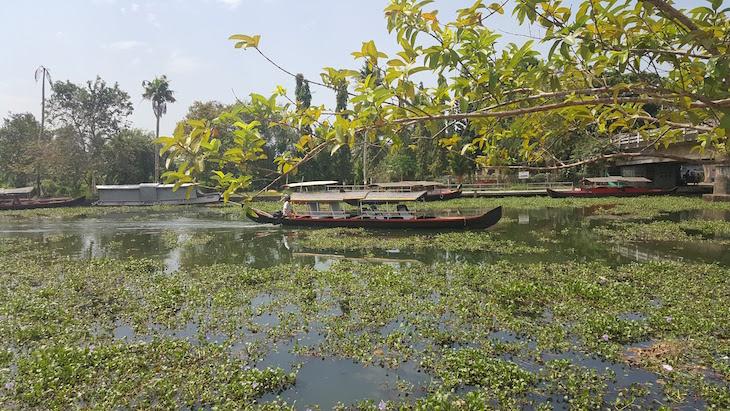 Kumarakom – Village life, Kerala, Índia © Viaje Comigo
