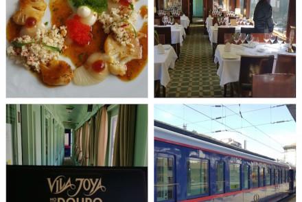 Vila Joya no Comboio Presidencial até ao Douro © Viaje Comigo