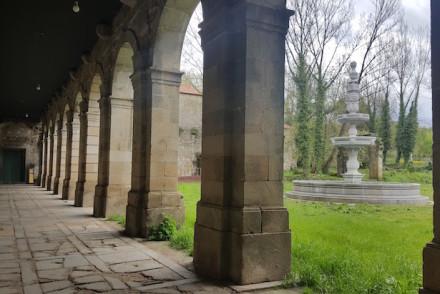 Claustros do Mosteiro de Pombeiro, Felgueiras © Viaje Comigo