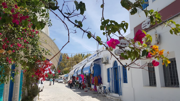 Na Medina de Djerba, Tunísia © Viaje Comigo
