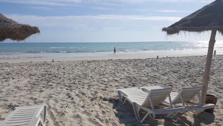 Praia do Sun Connect Djerba Resort © Viaje Comigo