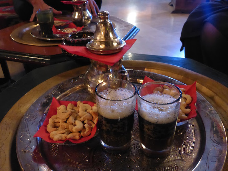 Casa de Chá Chick Khan - Djerba - Tunísia © Viaje Comigo