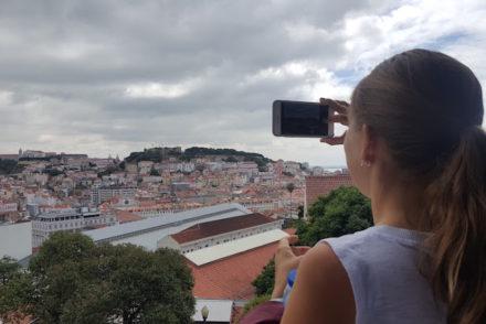Lisboa com Google © Viaje Comigo