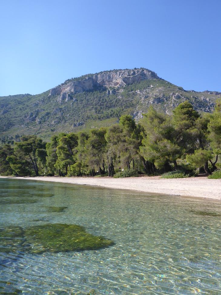 Montanha do Club Med Gregolimano - Grécia © Viaje Comigo