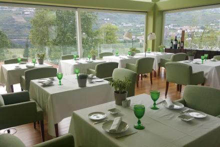 Restaurante da Quinta da Pacheca © Viaje Comigo