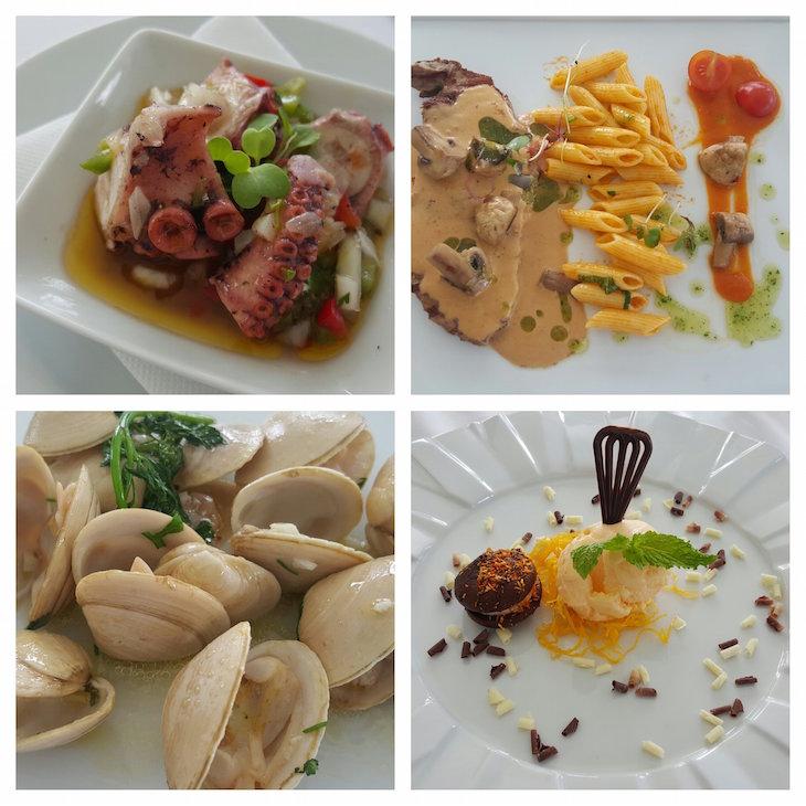 Restaurante do Meliá Ria Hotel & Spa, Aveiro © Viaje Comigo