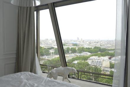 Apartamento HomeAway na Torre Eiffel - DR