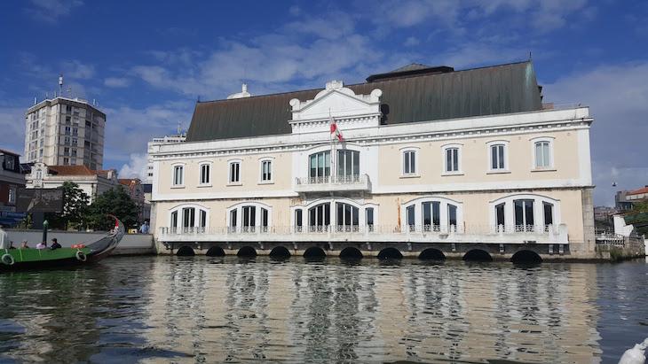 Edifício da Assembleia Municipal - Aveiro © Viaje Comigo