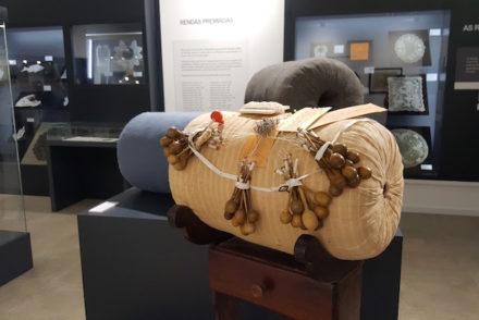 Exposição no Museu Renda de Bilros de Peniche © Viaje Comigo