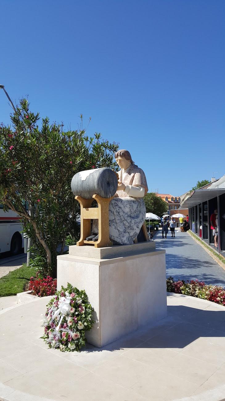 Monumento à Rendilheira em Peniche © Viaje Comigo