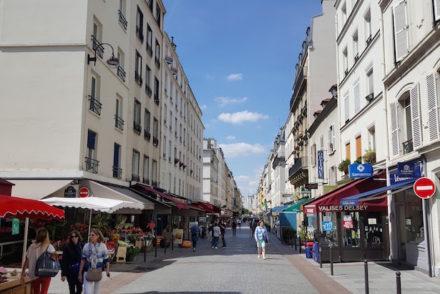 Rua Cler, Paris © Viaje Comigo