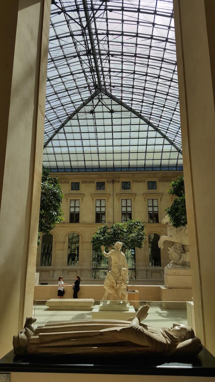 Ala Richelieu - Museu do Louvre, Paris © Viaje Comigo