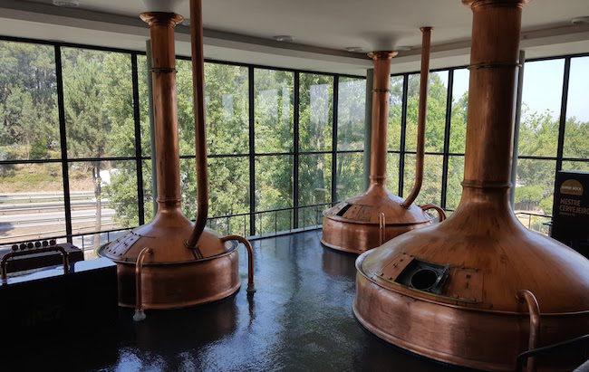 Caldeiras na Super Bock Casa da Cerveja © Viaje Comigo