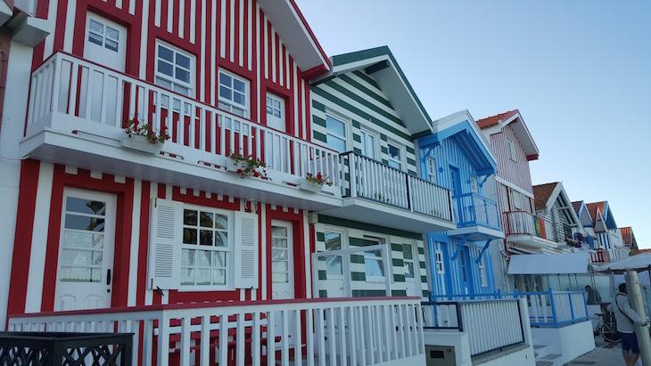 Casas da Costa Nova, Aveiro © Viaje Comigo®