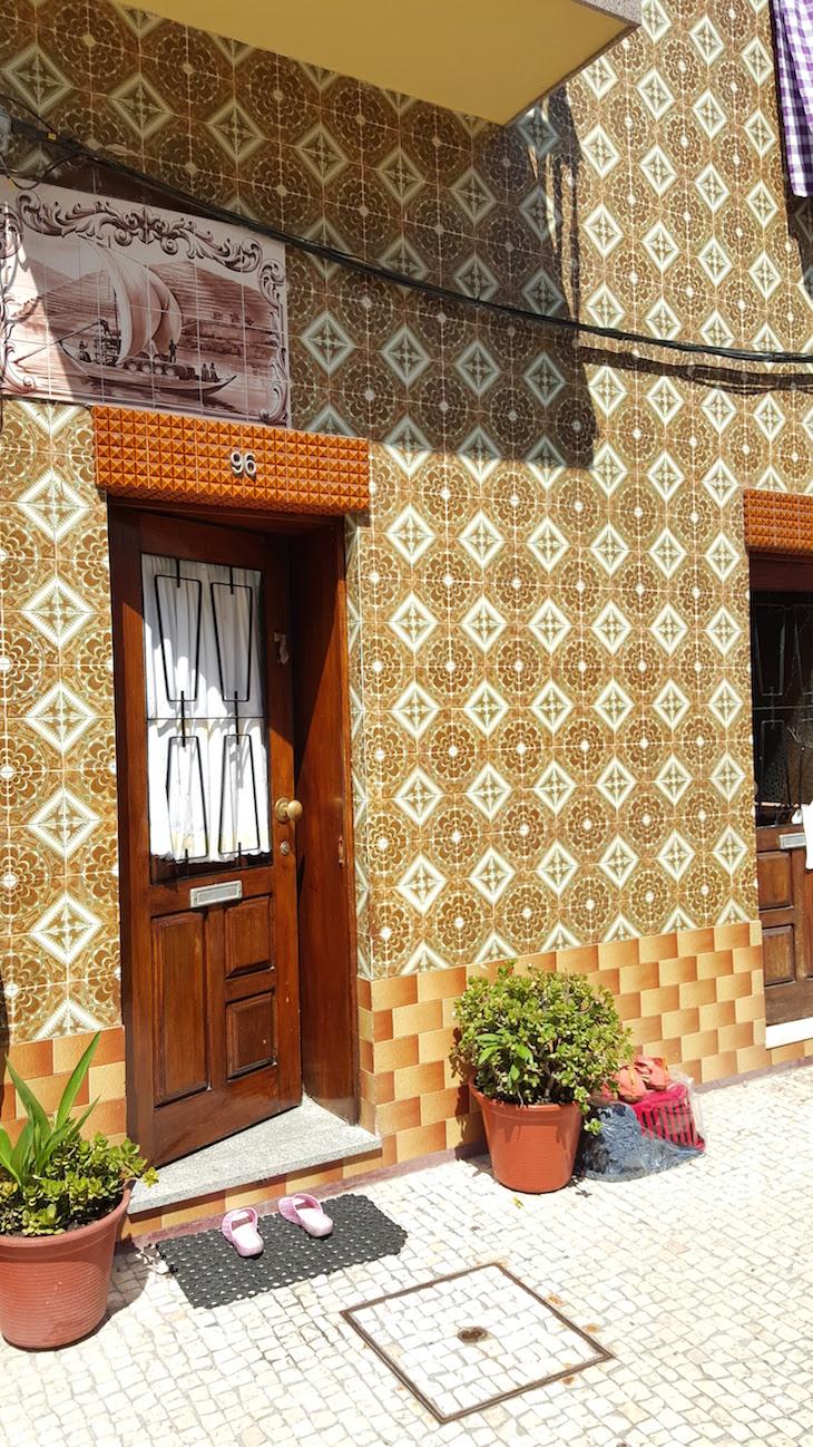 Entrada de casa - Afurada, Vila Nova de Gaia © Viaje Comigo