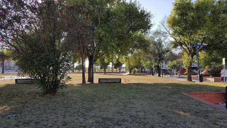 Jardim do Rossio © Viaje Comigo