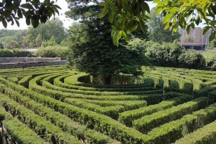 Labirinto da Casa e Quinta da Prelada © Viaje Comigo®