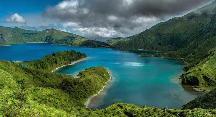 Lagoa do Fogo - Açores - Fotografia: © Ines Marques