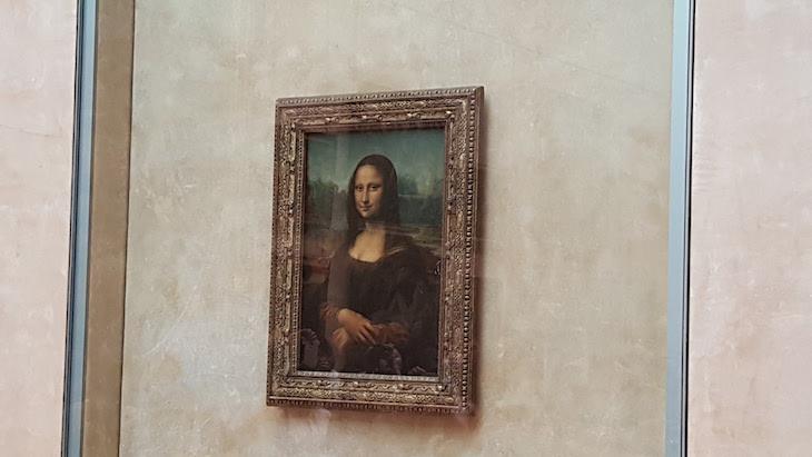 Mona Lisa - Museu do Louvre, Paris © Viaje Comigo