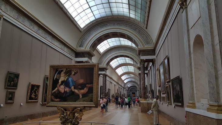 Resultado de imagem para Museu do Louvre, Paris