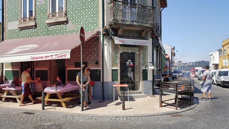 Taberna de S. Pedro - Afurada, Vila Nova de Gaia © Viaje Comigo