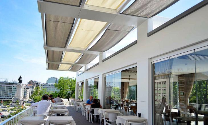 terraco jardins clinica:Esplanada do Terraço do Marquês – Direitos Reservados