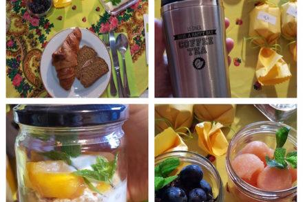 Pequenos-almoços do B&B Lovers © Viaje Comigo