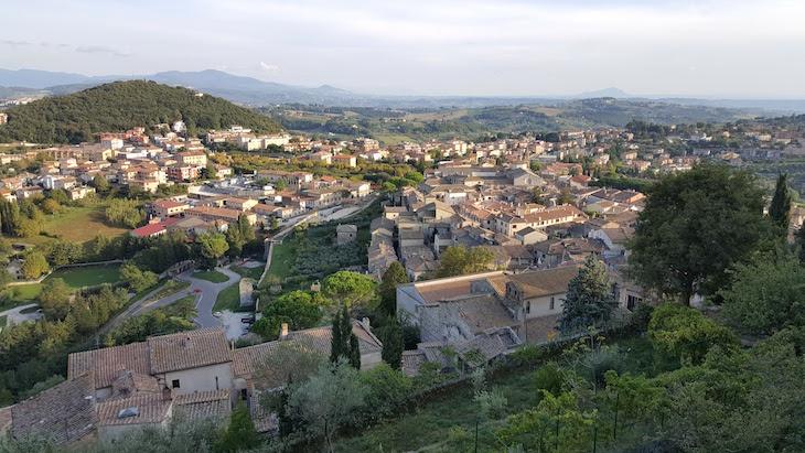 Amelia, Itália © Viaje Comigo