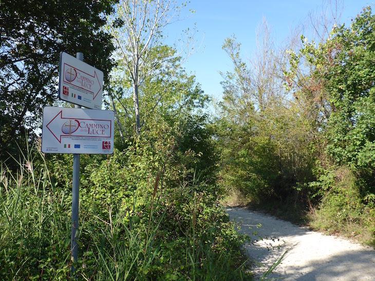 Cammino della Luce - Via Amerina - Italian Wonder Ways © Viaje Comigo
