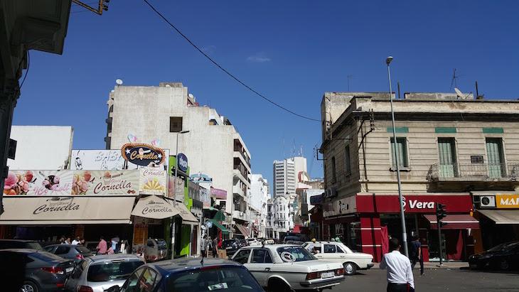 Centro de Casablanca - Marrocos © Viaje Comigo