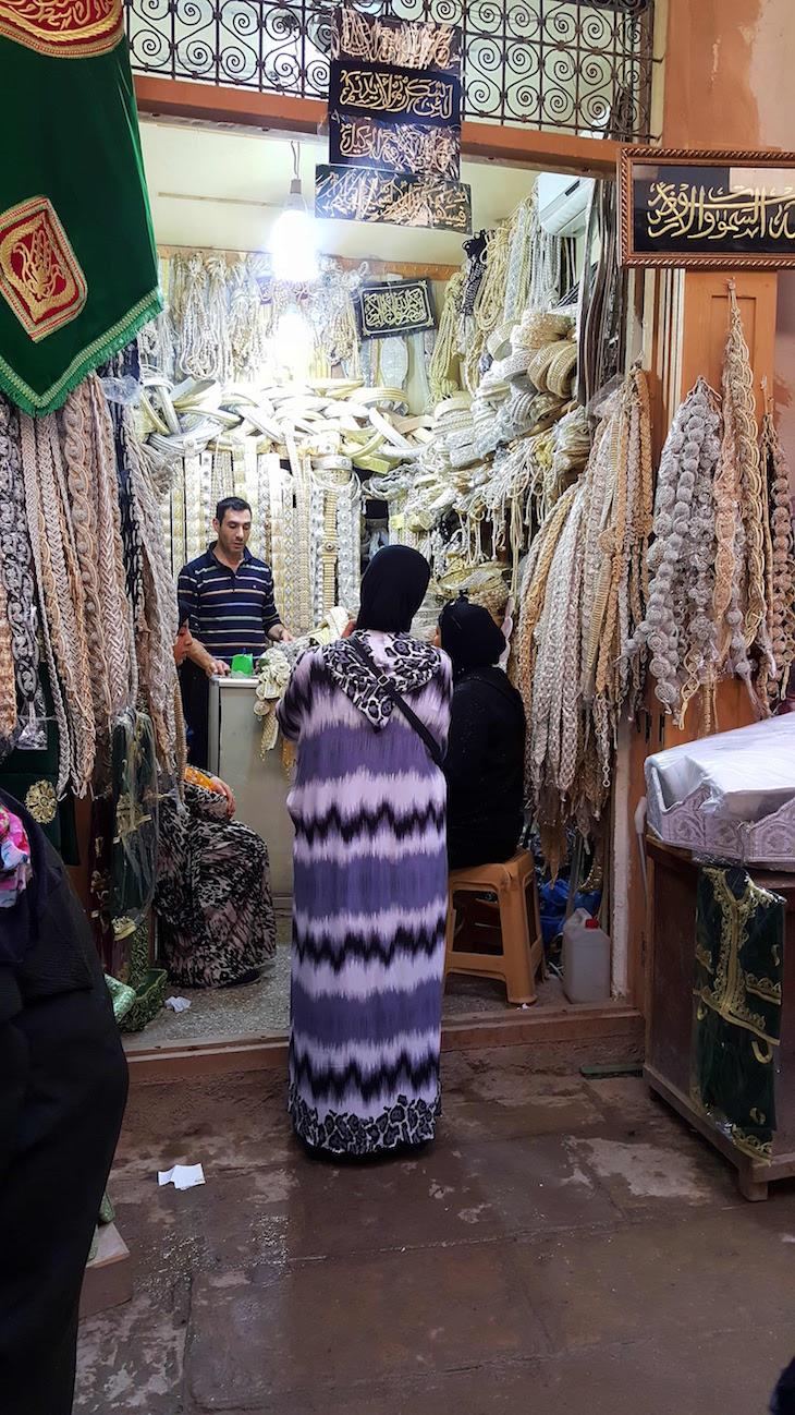 Noivas às compras - Fez - Marrocos @ Viaje Comigo