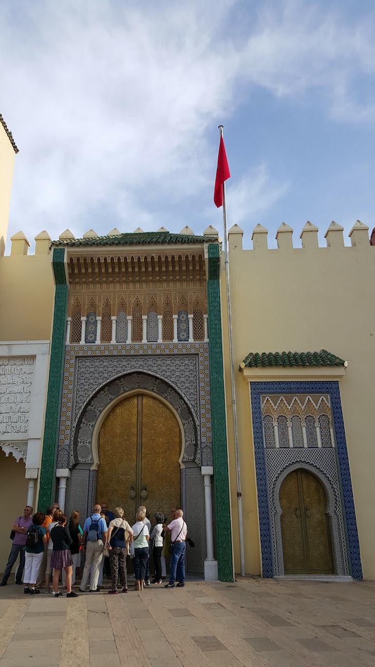 Palácio Real de Fez - Marrocos @ Viaje Comigo