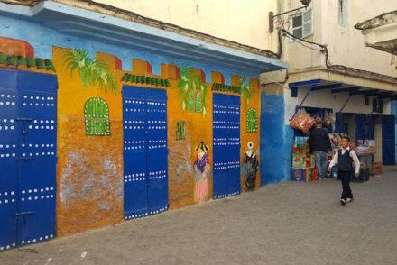 Na Medina de Tânger - Marrocos © Viaje Comigo