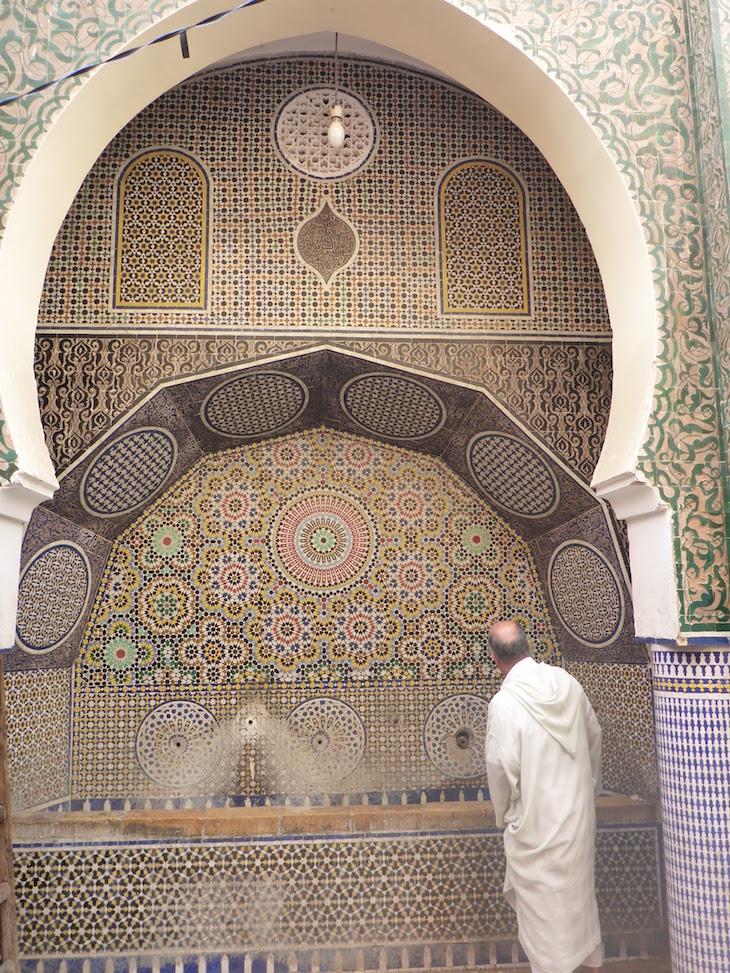 Fontes de Fez - Marrocos @ Viaje Comigo