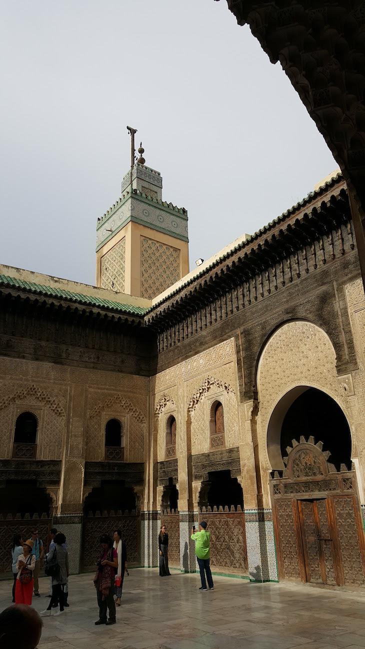 Madraça de Fez - Marrocos @ Viaje Comigo