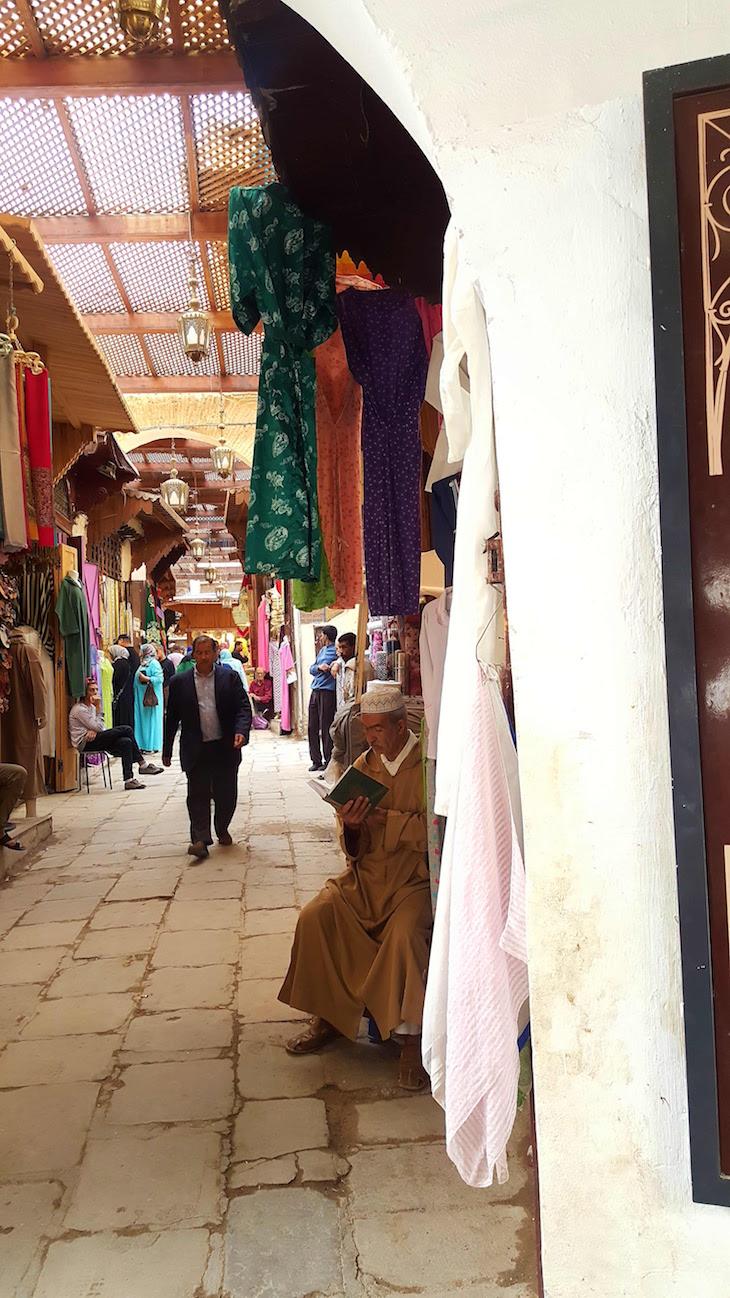 Nos souks da medina de Fez - Marrocos @ Viaje Comigo