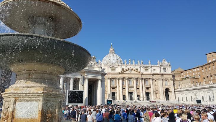 Missa no Vaticano, Roma © Viaje Comigo