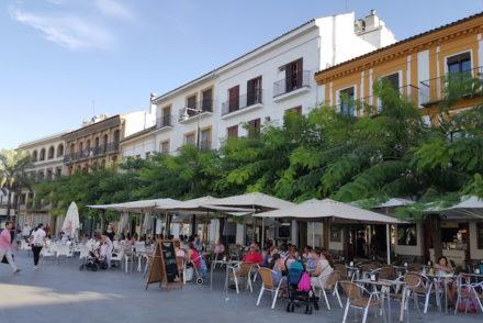 Plaza del Altozano - Utrera © Viaje Comigo