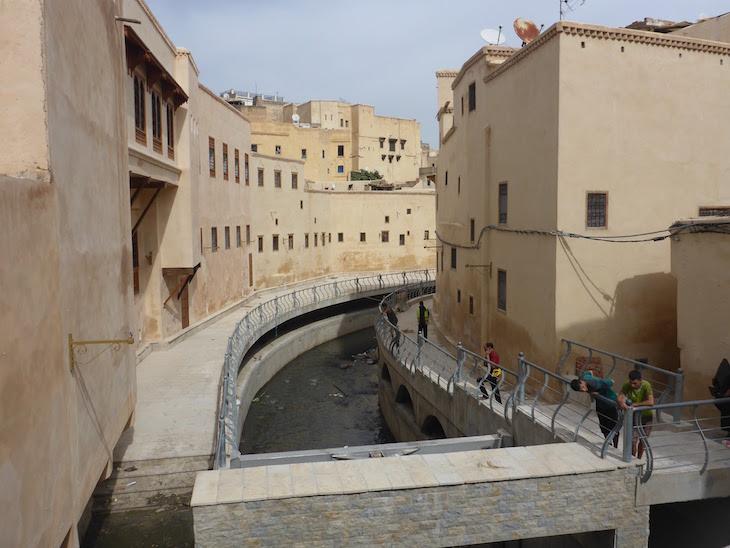 Rio Fez - Marrocos @ Viaje Comigo