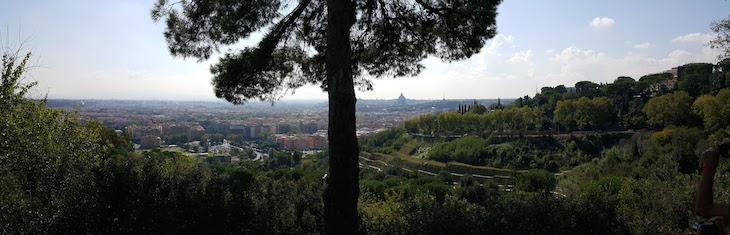 Vista do Monte Mario, Roma - Italia © Viaje Comigo.jpg