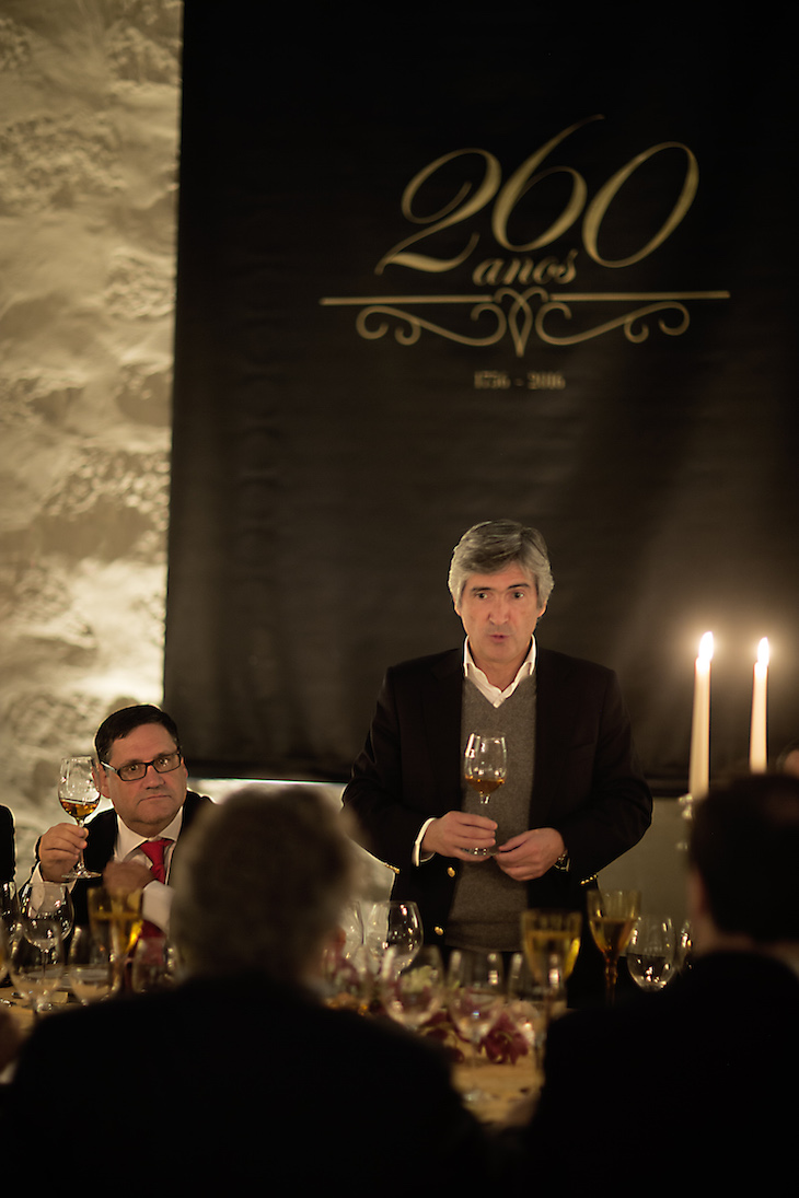 Pedro Silva Reis nos 260 anos da Real Companhia Velha © RCV