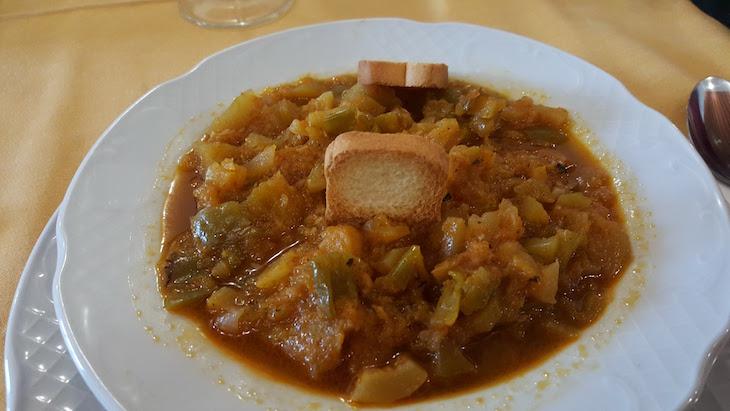 Alboronías - Abaceria Museu Restaurante - Carmona © Viaje Comigo