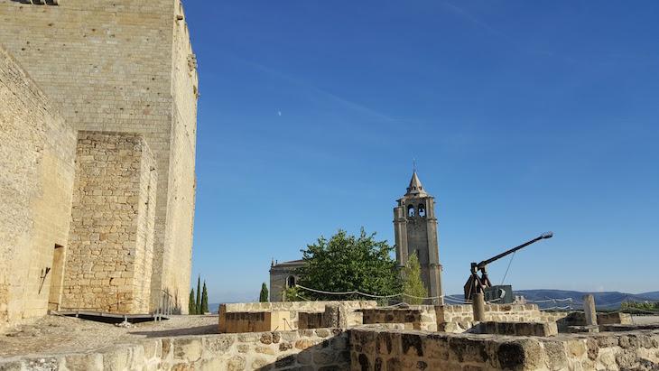 Fortaleza de la Mota para Alcalá la Real - Espanha © Viaje Comigo